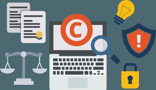 Copyright uw website